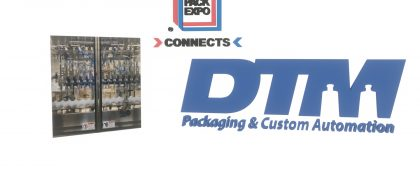 DTM at Pack Expo Connects 2020