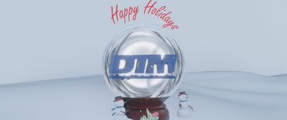 Happy Holidays 2020 from DTM